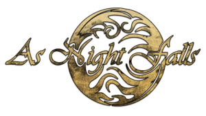 As Night Falls Logo