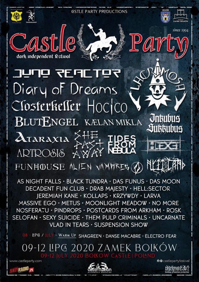 Castle Party 2020