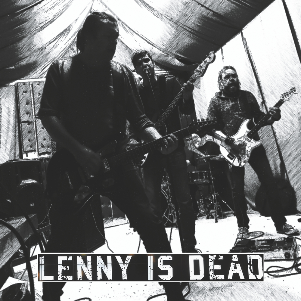 Lenny is Dead Cover