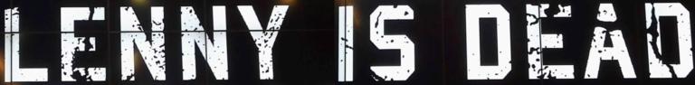 Lenny is Dead Logotyp