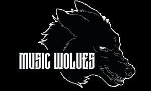 Logotyp Music Wolves