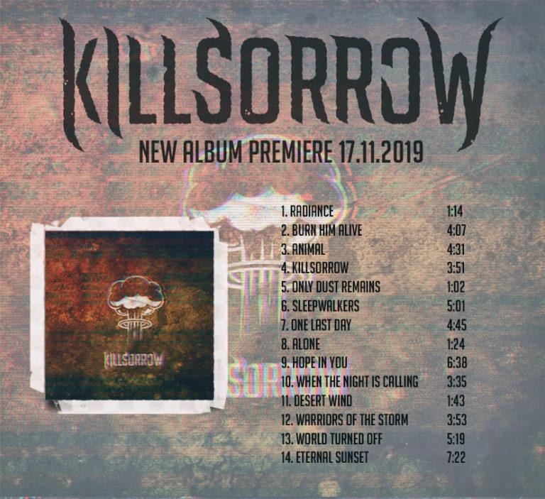 Killsorrow – Kingsorrow