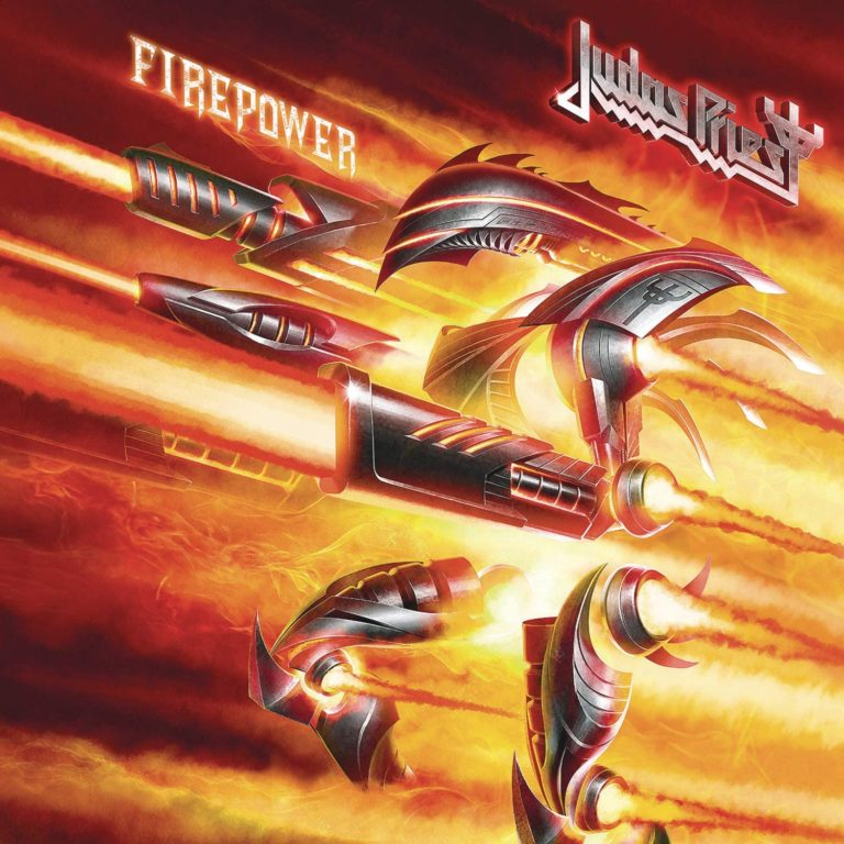 "JudasPriest – ""Firepower"""