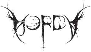 Horda logo BLACK BROKEN